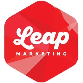 Leap Marketing | Creative Agency logo
