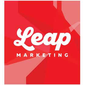 Leap Marketing | Creative Agency logo