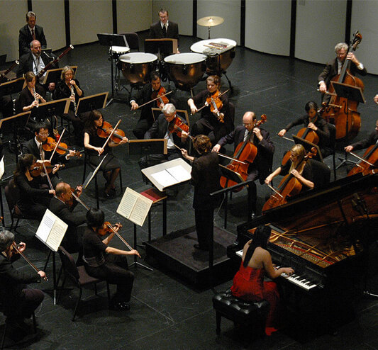 Waring International Piano Competition
