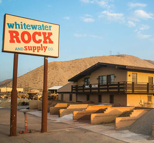 Whitewater Rock & Supply Co.
